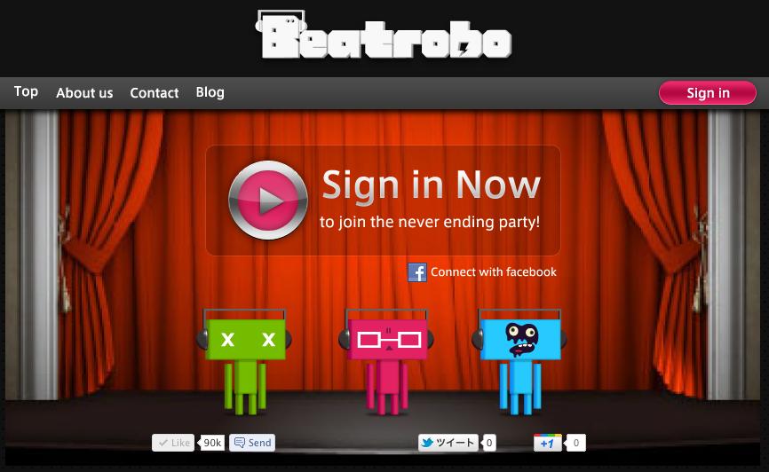 beatrobo_site