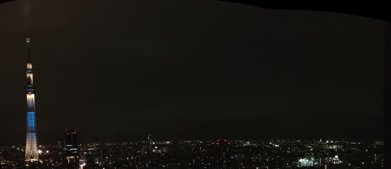 Night lightup