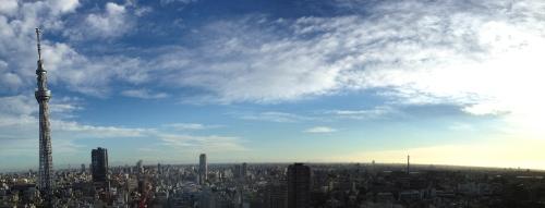 Panorama title